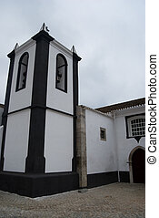Catolic church in Cacela Velha , Potugal