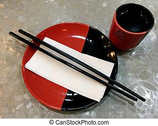 Chinese Restaurant Dinnerware Set - Chinese Restaurant...