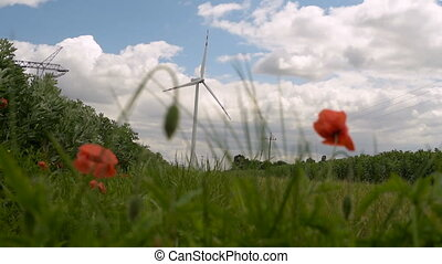 Windmill for electric power production - Windmills Energy....