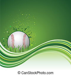 baseball sport background