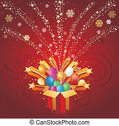 christmas celebration background
