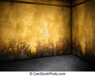 steel room - An image of a nice steel room for your content