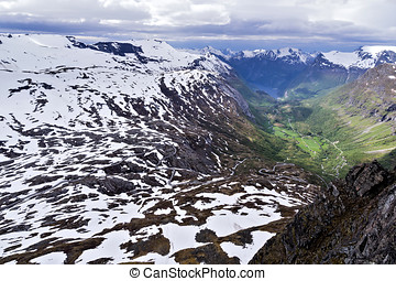 Geirangerfjord - The fjord is one of Norway's most visited...
