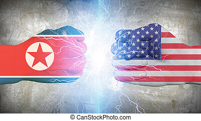 USA vs North Korea