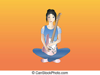 musical girls first love