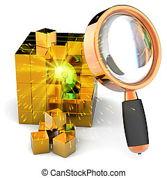 Data search - Searching information. I have found it!...