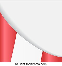 Peruvian flag background. Vector illustration. - Peruvian...