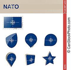 Nato Flag Set, Flag Set