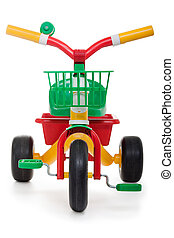 Child bicycle - Tricycle - child pedal wheel cycling bicycle...