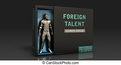 Foreign Talent Employment Problem and Workplace Issues