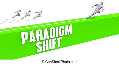 Paradigm Shift as a Fast Track To Success