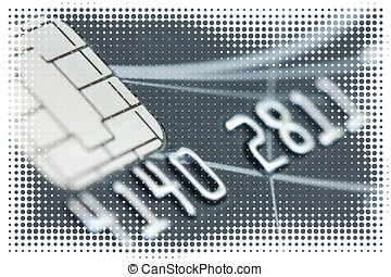 credit card - abstract credit card financial background