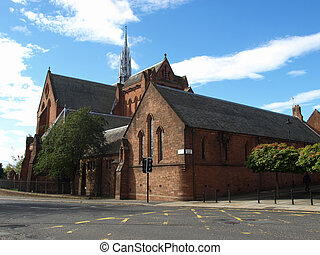 Barony Parish Glasgow - The Barony Parish of Glasgow church...