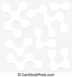 Decorative background seamless with curls
