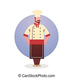 Cook Icon Chef Professional Restaurant Worker Occupation...
