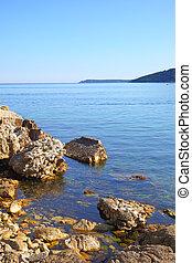 Boka Kotorska bay - View of the Boka Kotorska bay in...
