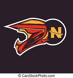 Motocross logo