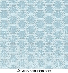 Patterned Grunge Background