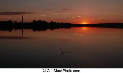 Beautiful dawn time lapse 4K