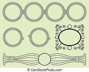 Circular Frames