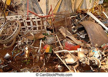 landfill,