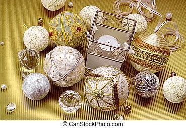 Wonderful! - Wonderful Christmas composition: beautiful...