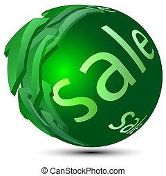 Sphere sale