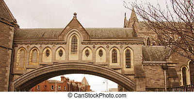 Christ Church Cathedral, Dublin - Christ Church Cathedral in...