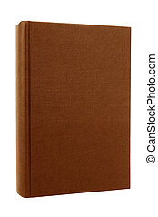 Brown book cover front