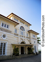 George Town Heritage Building - An old building located at...