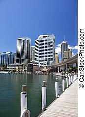 都市の景観, オーストラリア, シドニー