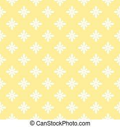 Cute pattern in small flower.