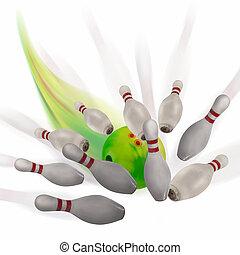 Bowling Strike.
