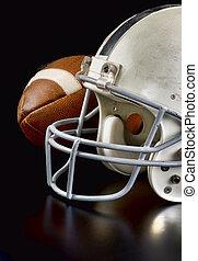 American Football Time. - American football time with room...