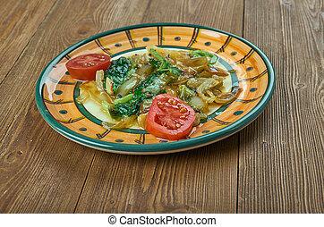 Kosala Saga bhaja - Amaranth leaves is a leaf vegetable....