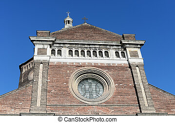 Duomo or cathedral in Pavia