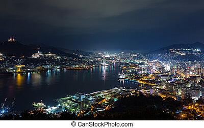 Nagasaki night