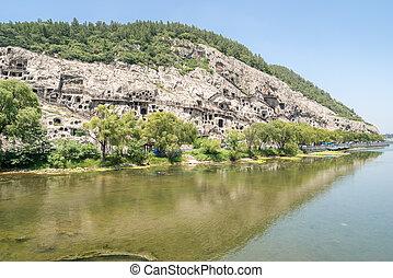 Longmen Grottoes Luayang China - Longmen Grottoes Luayang...