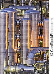 químico, instalación