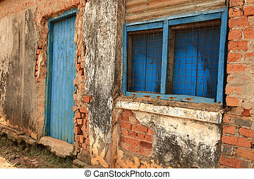 Rustic Building - Rustic Rundown Building with Character