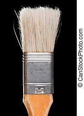 Paint brush tool - Home improvement wall decorating paint...