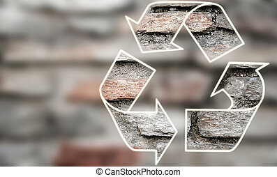 recicle, Símbolo