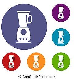 Blender icons set