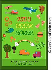 cover book kids