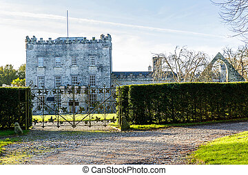 Huntington castle in county Clonegal Ireland - Photo of...