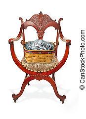 Basket Full of Cash.