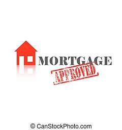 Mortgage Approved House
