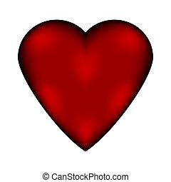 Love sign sign icon. - Love sign sign icon isolated on white...