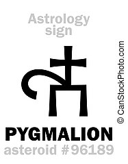 Astrology: asteroid PYGMALION - Astrology Alphabet:...