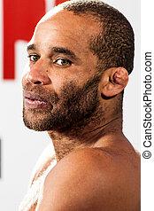 MMA fighter Fabricio Nascimento